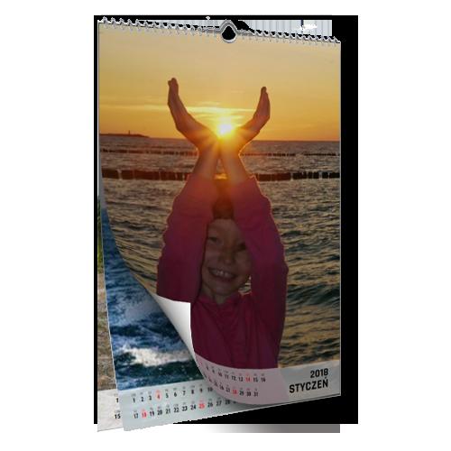 Kalendarz A3 Pion