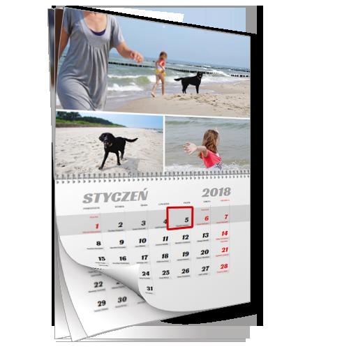 Kalendarz Terminarz XL